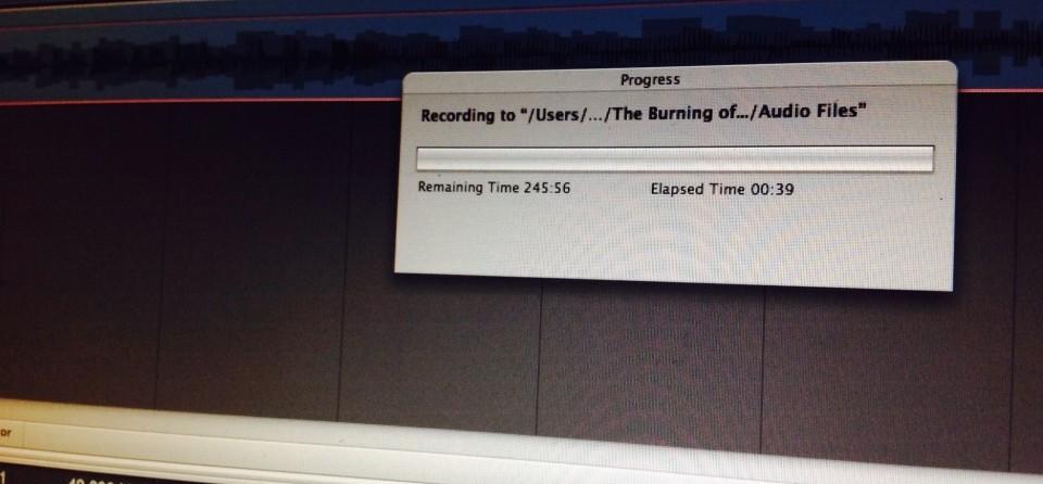 Bass recordings part #2